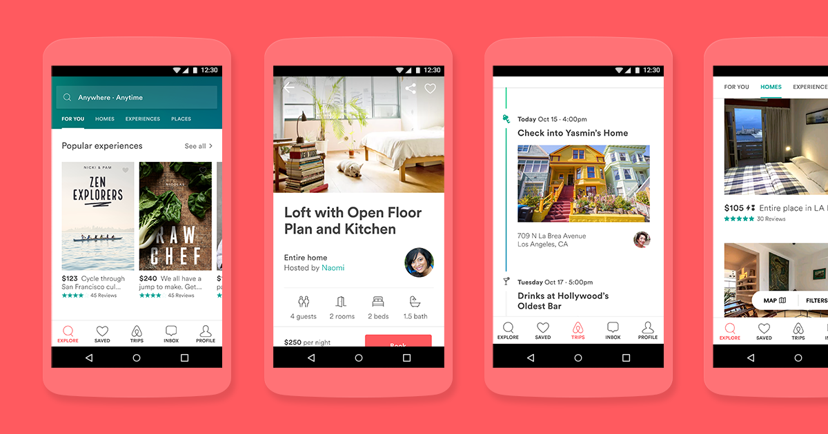 Airbnb Communicating Clarity And Charm Articles