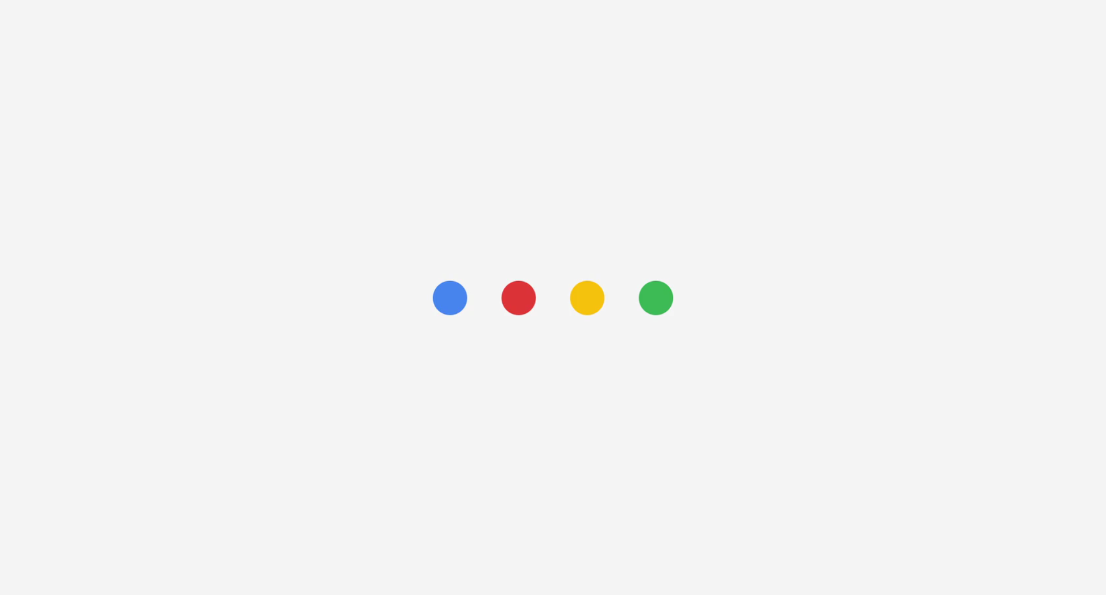 Small google symbol for Goodl
